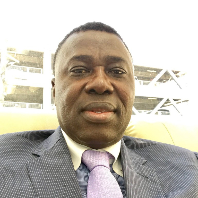 Dr. Isaac Yaw Asiedu