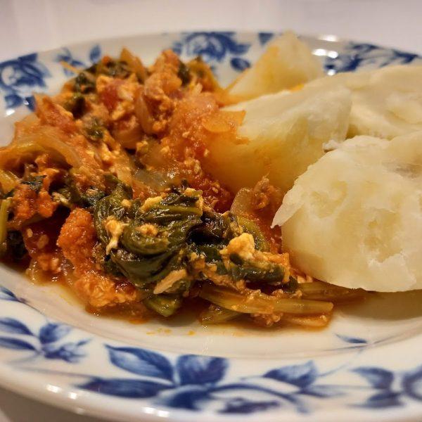 バーチャル料理 (アフリカ料理)